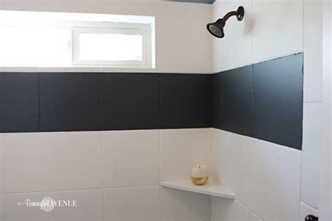 how to paint bathroom tile walls how to paint shower tile remington avenue 25458