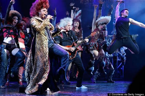Queen Musical 'we Will Rock You' To Close After 12 Years In London's West End