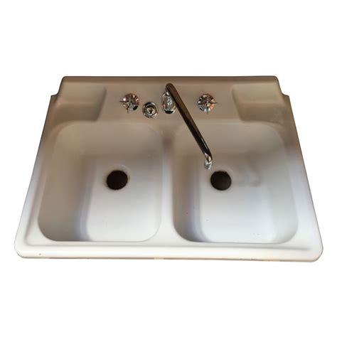 reproduction crane pre ww kitchen slantback faucet dea