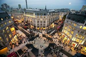 Top 20 Shopping Areas In London