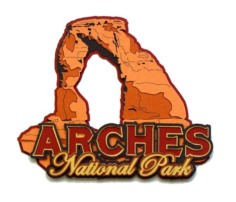 arches nationa park clipart clipground