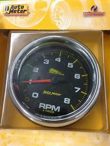 Autometer  Pro Cycle Gauges