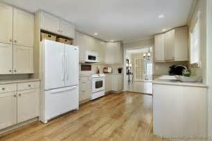 kitchen ideas with white appliances pictures of kitchens traditional whitewashed cabinets page 2