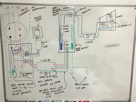 Circuit Breaker Cabin Wiring Plan Revisited Home