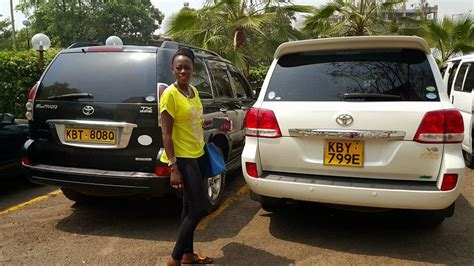 7 Kenyan Female Celebrities Who Drive The Most Luxurious