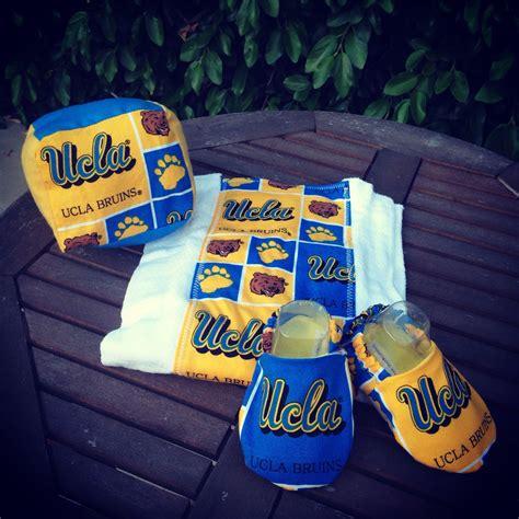 Baby Gift Set Usc Ucla Lakers Sport Fan By Lunaimpressionsshop