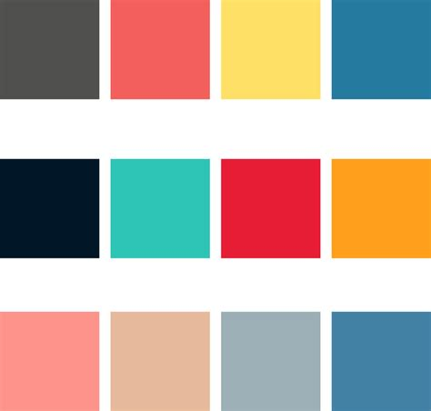 Color Schemes by Need 4 Color Schemes For The Highchart Freelancer