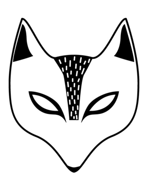 printable childrens halloween masks lapetite academy