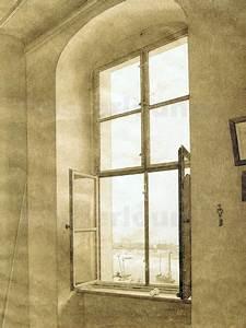Blick Aus Dem Fenster Poster : blick aus dem atelier poster von caspar david friedrich ~ Sanjose-hotels-ca.com Haus und Dekorationen