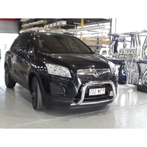 Drives great!*free 15 month mechanical parts and labour warranty (australia wide) *free 15 month roadsid. 2013-2015 Holden Trax Nudgebar - The UTE Shop