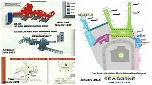 San Juan Airport Diagrams  1989