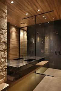 Salle De Bain En Bois : 1253 best salle de bain images on pinterest ~ Premium-room.com Idées de Décoration