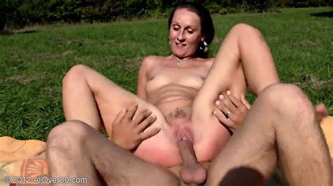 Mature Amateur Stella Has Outdoor Sex Eporner