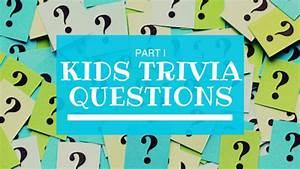 Kids Trivia Questions