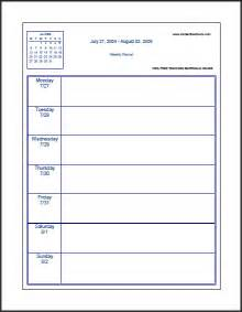 Basketball Sheet Template 7 Weekly Planner Template For Students Expense Report