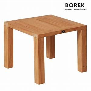 Beistelltisch Garten Holz : garten beistelltisch cortona aus holz ~ Indierocktalk.com Haus und Dekorationen