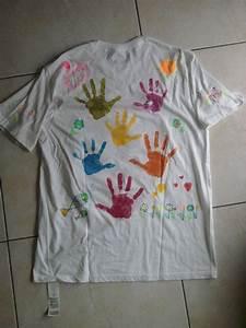 Tee Shirt Fete Des Peres : tee shirt f te des p res les cr a de kat ~ Voncanada.com Idées de Décoration