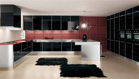 Ultra Glossy And Sleek Kitchen Design Tuscan Style Fireplaces Ashley Electric Fireplace Outdoor Mantel Ideas Costco Screen Pellet Burning Insert Gas Store Metal Frame How To Make A Stone