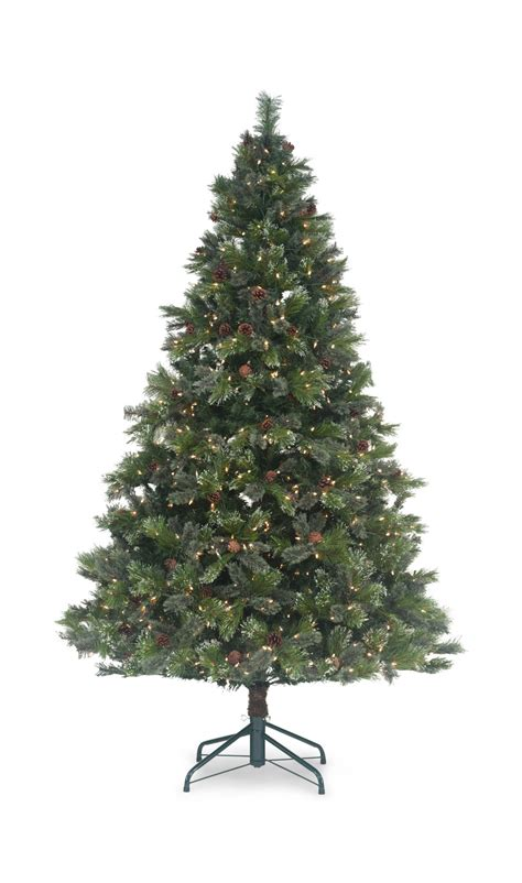 artificial christmas trees rochester ny oregon pine 9 artificial tree led hom furniture