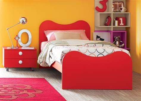 kid bedroom furniture nuvola two children s bed modern childrens beds 11928