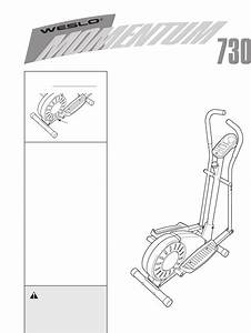 Weslo Home Gym 831 28540 0 User Guide