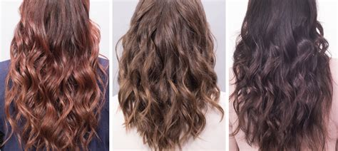 winter hair colors 2018 fall and winter hair color trends