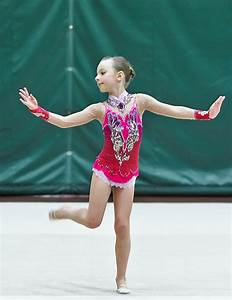 Competition Rhythmic Gymnastics Leotard SOLD