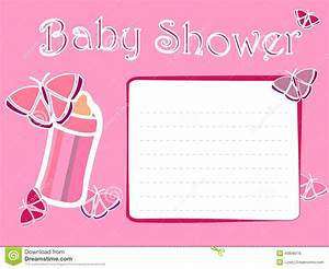 Baby Shower Templates For Girl | Best Inspiration from ...