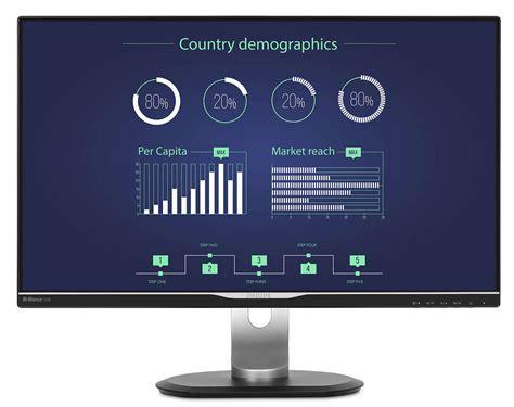 LCD Monitor mit USB C Dockingstation 258B6QUEB/00   Philips