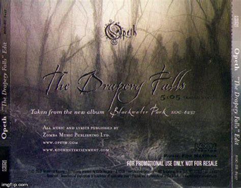 The Drapery Falls Lyrics