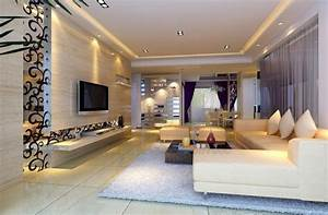 Interior 3D Living Room Interior Design