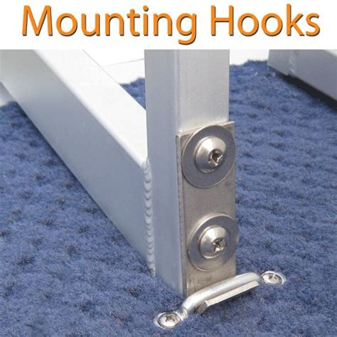 Boat Dock Ladder Parts by Recpro Marine Pontoon Boat Dock Heavy Duty Aluminum 4 Step