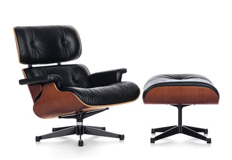 fauteuil design loung chair de charles et eames 1956