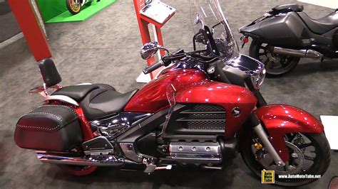 2016 Honda Valkyrie Accessorized