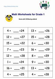 Best 2nd Grade Math Worksheets - ideas and images on Bing | Find ...