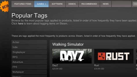 steam takes steps  remove unhelpful  offensive tags