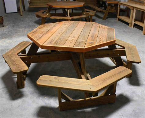 kitchen picnic table plans picnic table for the back yard for the home in 2019