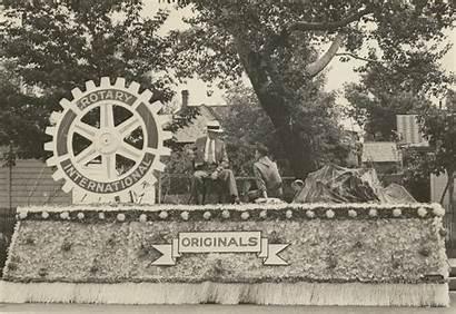 Rotary History Club 1918 Windsor Welcome