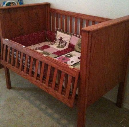 woodwork crib building plans  plans