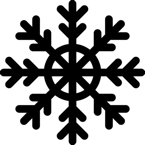 (h)eight x (w)idth x (d)epth in inches. Snowflake Svg Png Icon Free Download (#358547 ...