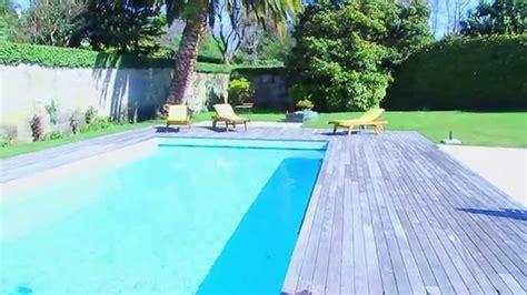 Garden Pool : Oporto Garden Pool House-youtube