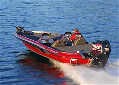 High Performance Bass Boats by The Outboard Expert Evinrude Adds High Perf 250 Outboard
