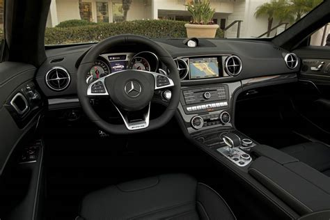 2017 Mercedes Benz Sl Review Gtspirit