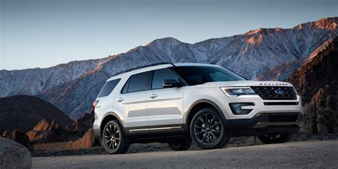 The 2020 Ford Explorer Rumored To Come In 400hp St Trim