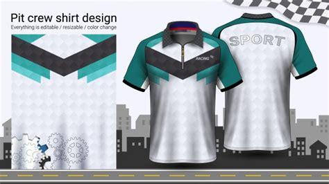 polo shirt  men vector