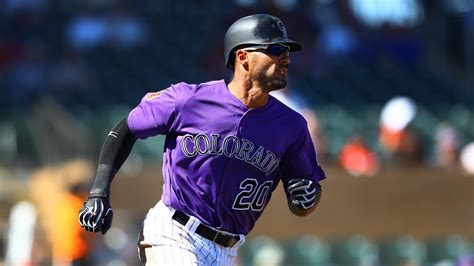 Ian Desmond suffers left hand fracture after getting hit ...
