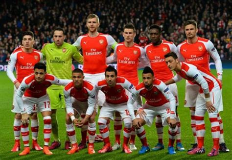 Arsenal - Fixtures, results, rumours, gossip, transfers and breaking news - Sports Mole