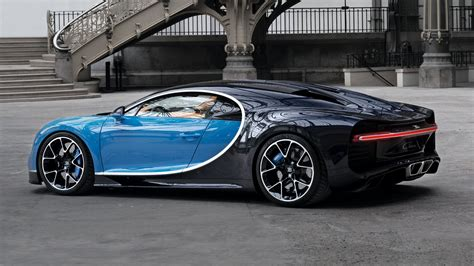 Chiron specs, features and price. Bugatti Chiron 2016 - now Coupe :: OUTSTANDING CARS