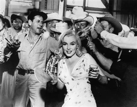 Marilyn Monroe in the film 'The Misfits' -1961 | a.heart ...