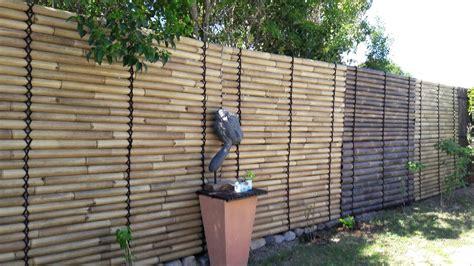 cloture en bambou panneau en bambou cl 244 ture en bambou